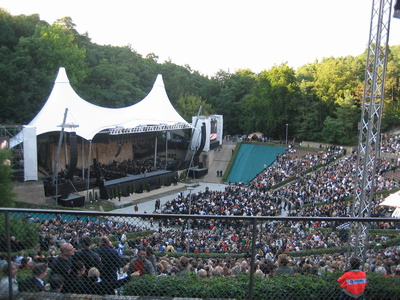 Waldbühne in Berlin